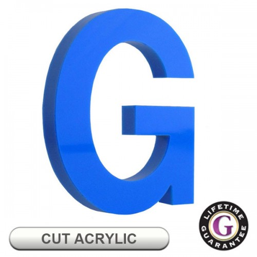 Gemini Laser CUT ACRYLIC Sign Letters