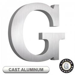 Gemini CAST ALUMINUM Sign Letters