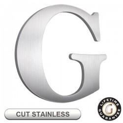 Gemini Flat CUT STAINLESS STEEL & COR-TEN Sign Letters